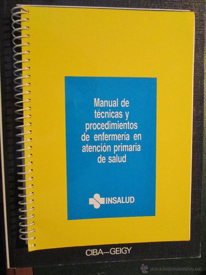 manual de tecnicas y procedimientos de enfermer comprar libros de rh todocoleccion net manual de procedimientos docentes primaria manual de procedimientos primaria cd