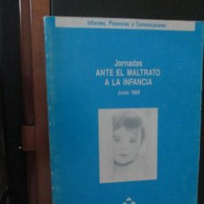 Libros de segunda mano: MALTRATO A LA INFANCIA. Lote 47077823