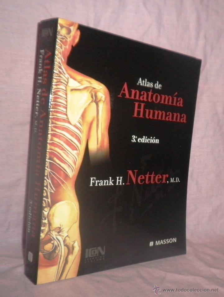 atlas de anatomia humana - f.h.netter - monumen - Comprar Libros de ...