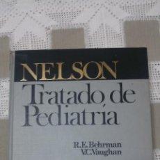 Libros de segunda mano: OPORTUNIDAD-TRATADO DE PEDIATRÍA-NELSON-TOMO II. Lote 47269931