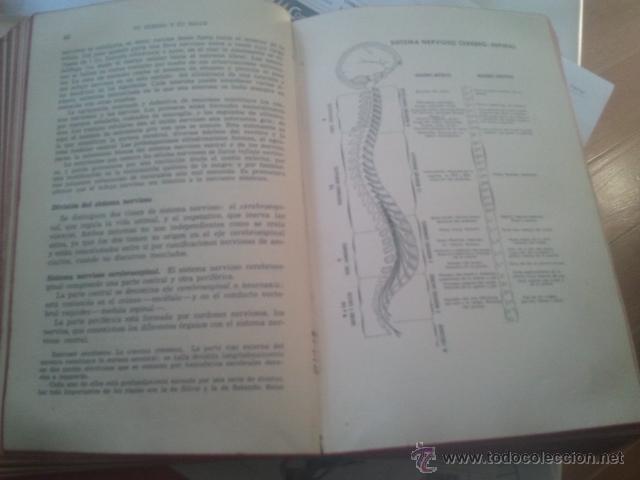 Libros de segunda mano: Tu cuerpo y tu salud. Dr F. Goust.Daimon. Barcelona 1958 - Foto 4 - 46887985