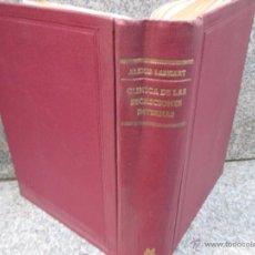 Libros de segunda mano: CLINICA DE LAS SECRECCIONES INTERNAS - ALEXIS LABHART - EDI MORATA 1968 1072PP 25CM TAPA DURA + INFO. Lote 47508027