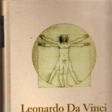 Libros de segunda mano: LEONARDO DA VINCI - LUIS RACIONERO - BIBLIOTECA ABC - PROTAGONISTAS DE LA HISTORIA 2004. Lote 47693851