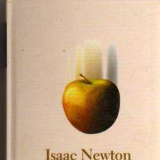Libros de segunda mano: ISAAC NEWTON - RICHARD S. WESFALL - BIBLIOTECA ABC - PROTAGONISTAS DE LA HISTORIA 2004. Lote 47693911