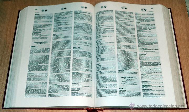Libros de segunda mano: Vademécum Internacional 1995 Trigesimosexta edición. - Foto 3 - 47765607