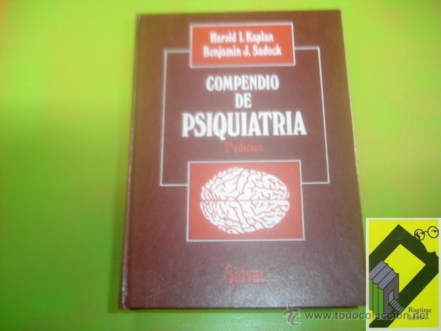 Kaplan psiquiatria 11 edicion pdf gratis