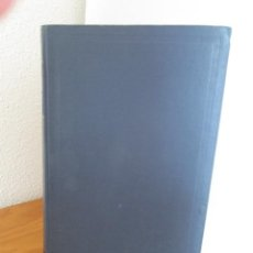 Libros de segunda mano: PROTESIS PARCIAL REMOVIBLE. DR.ADALBERTO D. REBOSSIO. E.D. BUENOS AIRES. LIBRO NUMERADO.. Lote 48369619