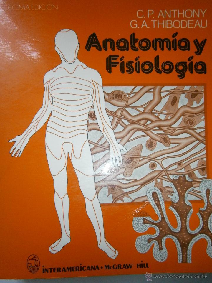 anatomia y fisiologia anthony thibodeau mcgraw - Comprar Libros de ...