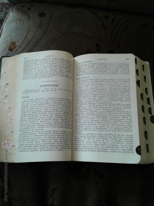 Libros de segunda mano: MANUAL MERCK DE DIAGNOSTICO Y TERAPEUTICA - 1959 - Foto 4 - 48596740
