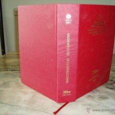 Libros de segunda mano - VADEMECUM INTERNACIONAL V-I Año 2001 - 49259681