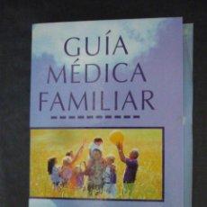 Libros de segunda mano: GUIA MEDICA FAMILIAR-48 FASCICULOS-EDITA LEVANTE, EL MERCANTIL VALENCIANO-AÑO 1994-LM15. Lote 49645846