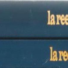 Libros de segunda mano: A. LAPIERRE. LA REDUCACIÓN FÍSICA. TOMOS I Y II. DOS TOMOS. RM69627. . Lote 49689828