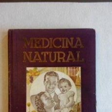 Libros de segunda mano: MEDICINA NATURAL. DR. VANDER. TOMO I. Lote 120634175