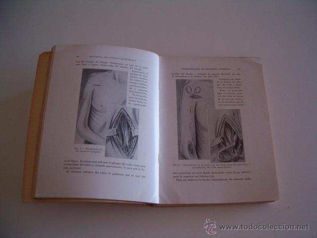 Libros de segunda mano: PEDRO CHUTRO. Lecciones de Clínica Quirúrgica I, II, III y IV. RM70158. - Foto 2 - 50303414