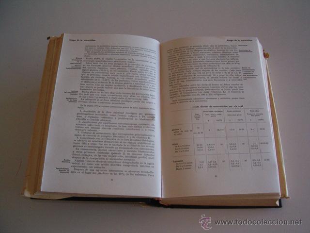 Libros de segunda mano: Manual de Antibióticos y Quimioterápicos en la Terapéutica Moderna. RM70165. - Foto 2 - 50306208