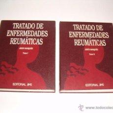 Libros de segunda mano: JESÚS MARQUÉS. TRATADO DE ENFERMEDADES REUMÁTICAS. TOMOS I Y II. DOS TOMOS. RM70301. . Lote 50491976