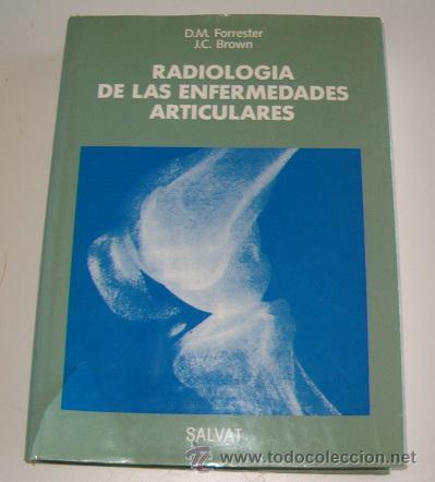 D. M. FORRESTER, J. C. BROWN. RADIOLOGÍA DE LAS ENFERMEDADES ARTICULARES. RM70303. (Libros de Segunda Mano - Ciencias, Manuales y Oficios - Medicina, Farmacia y Salud)