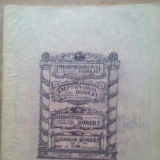 Libros de segunda mano: ANALES DEL HOSPITAL DE LA SANTA CRUZ Y SAN PABLO DE BARCELONA / Nº 6 / 15 DE NOVIEMBRE 1930. Lote 50556537