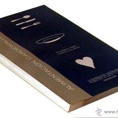Libros de segunda mano: ALIMENTACION CARDIOSALUDABLE,CARBONELL RAMON-CABADES O'CALLAGHAN GENERALITAT VALENCIANA 1988 151 PAG. Lote 50669950