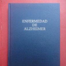 Libros de segunda mano: ENFERMEDAD DE ALZHEIMER. . Lote 51073182