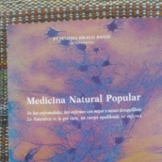 Libros de segunda mano: MEDICINA NATURAL POPULAR. Lote 51071289
