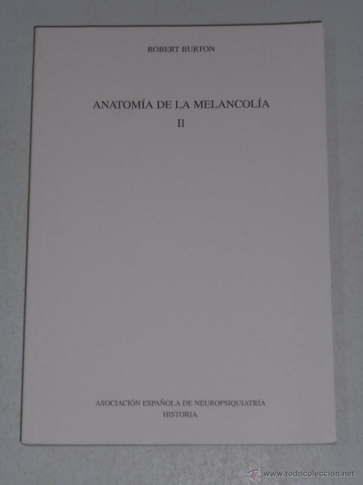 Único La Melancolía De La Anatomía Componente - Anatomía de Las ...