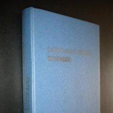 Libros de segunda mano: TÍTULO:DICCIONARIO DE MEDICINA ILUSTRADO AUTOR/ES:MELLONI, BIAGIO JOHN (1929- ) [VER TÍTULOS] [BA. Lote 51216522