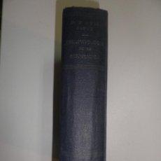 Libros de segunda mano: FISIOPATOLOGÍA DE LA RESPIRACIÓN - DOCTOR M. RUIZ RIVAS, OXIGENOTERAPIA Y CARBOOXIGENOTERAPIA,,1945. Lote 52420224