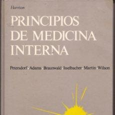 Libros de segunda mano: PRINCIPIOS DE MEDICINA INTERNA ( 2 VOLÚMENES ) / HARRISON / SEXTA EDICIÓN / MCGRAW-HILL / 1983. Lote 52581020