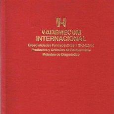 Libros de segunda mano: VADEMECUM INTERNACIONAL . Lote 52605991