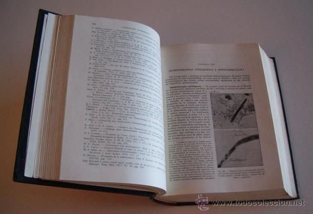 Libros de segunda mano: Terapéutica con sus fundamentos de Farmacología Experimental. Tomos I y II. DOS TOMOS. RM72185. - Foto 4 - 52939774