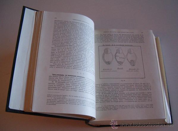 Libros de segunda mano: Terapéutica con sus fundamentos de Farmacología Experimental. Tomos I y II. DOS TOMOS. RM72185. - Foto 7 - 52939774