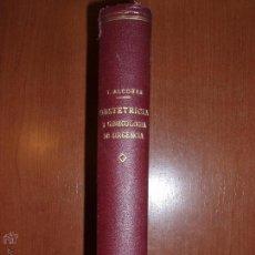Libros de segunda mano: OBSTETRICIA Y GINECOLOGIA DE URGENCIA. POR DR. TOMAS ALCOBER (FIRMADO). AÑO 1945. ENVIO GRATUITO. Lote 52966238