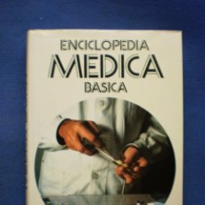 Libros de segunda mano: ENCICLOPEDIA MEDICA BASICA. Lote 52985085