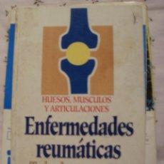 Libros de segunda mano: ENFERMEDADES REUMATICAS - HUESOS MUSCULOS Y ARTICULACIONES - LAS RESPUESTAS - (REF-CAYACAHAABCAYM. Lote 53343940