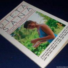 Libros de segunda mano: DIETA SANA - MANUAL DE NUTRICION MODERNA 82 PAG. #0939. Lote 53468694