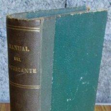 Libros de segunda mano: MANUAL DEL PRACTICANTE 1º CURSO POR JORGE DE MURGA Y SERRET. Lote 53637656