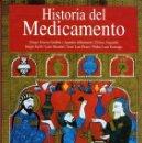 Libros de segunda mano: HISTORIA DEL MEDICAMENTO (HARCOURT BRACE). Lote 53645736
