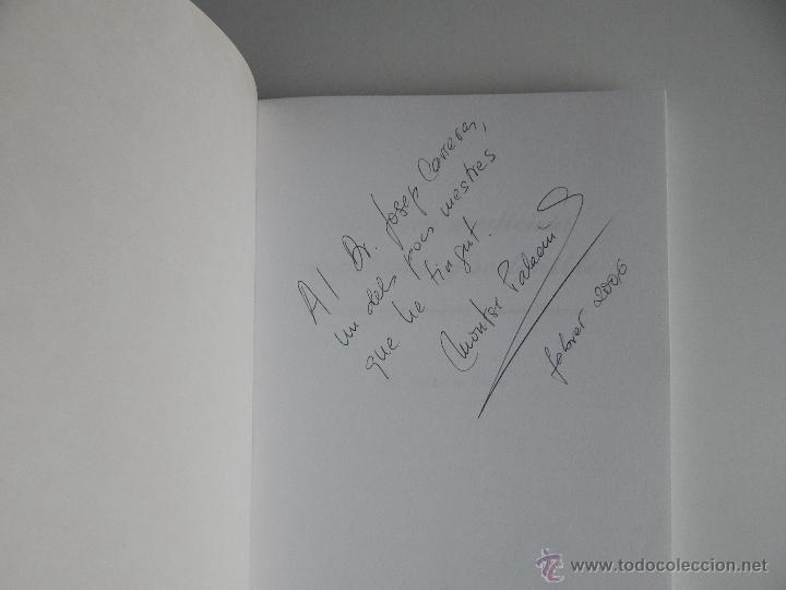 Libros de segunda mano: Por una medicina respetuosa y sostenible - Dra. Montserrat Palacín, 2005 - Autógrafo - Foto 3 - 53781323
