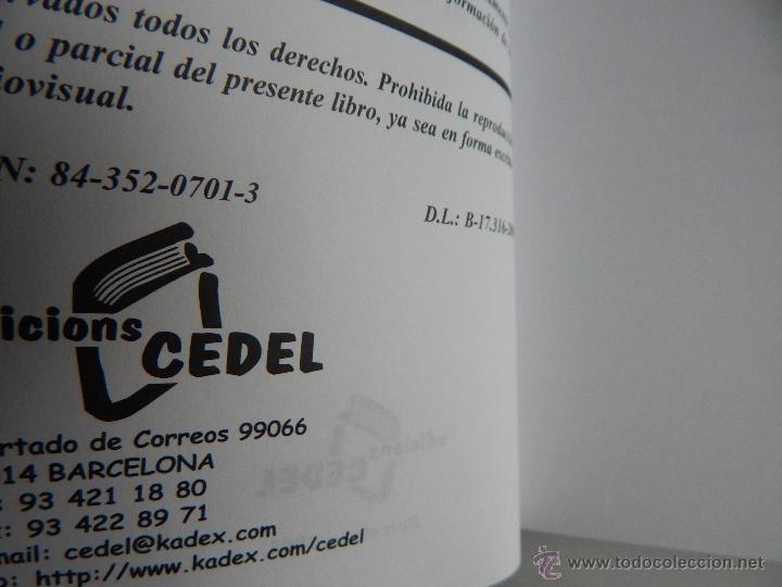 Libros de segunda mano: Por una medicina respetuosa y sostenible - Dra. Montserrat Palacín, 2005 - Autógrafo - Foto 5 - 53781323