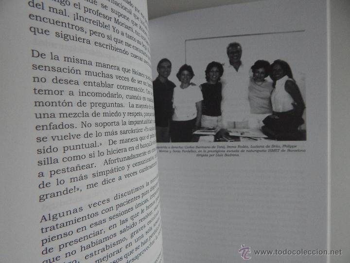 Libros de segunda mano: Por una medicina respetuosa y sostenible - Dra. Montserrat Palacín, 2005 - Autógrafo - Foto 7 - 53781323