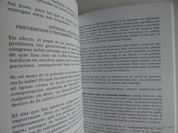 Libros de segunda mano: Por una medicina respetuosa y sostenible - Dra. Montserrat Palacín, 2005 - Autógrafo - Foto 9 - 53781323