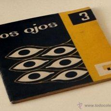 Libros de segunda mano: CUADERNOS DE EDUCACION FUNDAMENTAL Nº 3 LOS OJOS 1959 MUY RARO. Lote 53831441