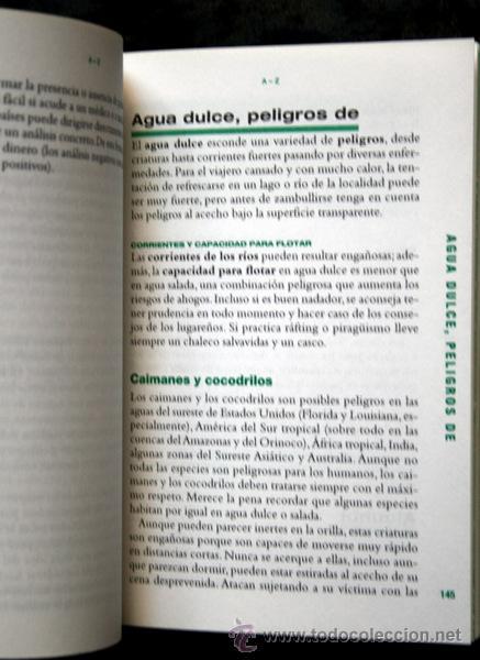 Libros de segunda mano: MANUAL DE SALUD PARA VIAJEROS - Dr. Nick JONES - ISBN: 8466604057 - Foto 3 - 53938091
