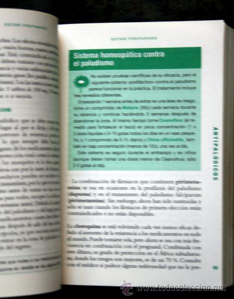 Libros de segunda mano: MANUAL DE SALUD PARA VIAJEROS - Dr. Nick JONES - ISBN: 8466604057 - Foto 4 - 53938091