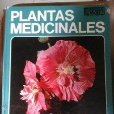 Libros de segunda mano: PLANTAS MEDICINALES. Lote 54098378