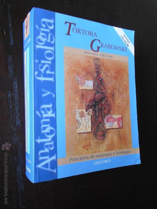 principios de anatomía y fisiología - tortora, - Comprar Libros de ...