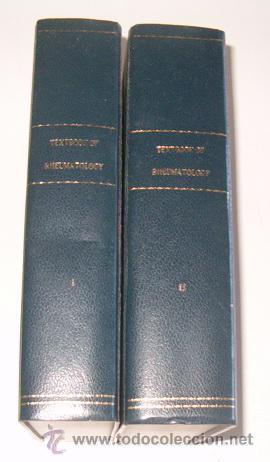TEXTBOOK OF RHEUMATOLOGY. DOS TOMOS. RM73481. (Libros de Segunda Mano - Ciencias, Manuales y Oficios - Medicina, Farmacia y Salud)