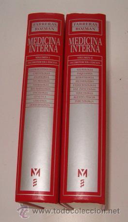 P. FARRERAS VALENTÍ, C. ROZMAN. MEDICINA INTERNA. DOS TOMOS. RM73482. (Libros de Segunda Mano - Ciencias, Manuales y Oficios - Medicina, Farmacia y Salud)