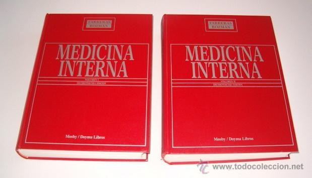 Libros de segunda mano: P. FARRERAS VALENTÍ, C. ROZMAN. Medicina Interna. DOS TOMOS. RM73482. - Foto 2 - 54799865